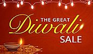 Save Money with Diwali Dhamaka Sale offered by Top Online Stores