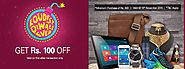 Get Rs 100 Off on Minimum Order Of Rs 300(First time transactions only) - Ebay