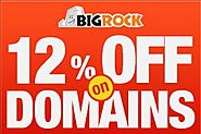 Amazing Offer 33% off on Hosting + Extra 12% off on Domains - BigRock