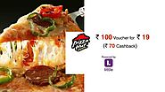 Pay Rs 89 & Get Rs 70 Cashback with Extra Rs 100 Gift Voucher - Paytm