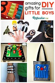 40 Awesome Gifts to Make for Boys - Tip Junkie