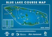 Metro: Disc golf at Blue Lake Regional Park
