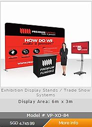 Hanging Banners | Expo Hanging Banners | Trade Show Hanging Signs