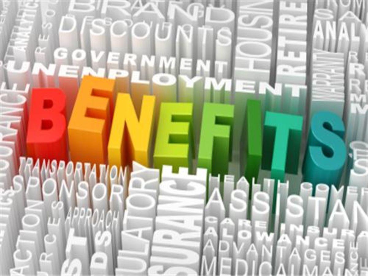 Headline for Benefits Programs