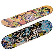 3108bc-9ut5036b Chinese Maple Four Wheels Graphic Concave Skateboard - Buy Big Wheel Skateboard,Maple Wood Skateboard...