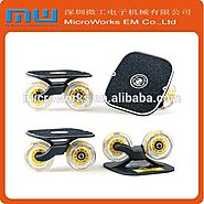 Wholesale 2015 factory excess freeline skateboard, mini roller skate glow in the dark, light up skate board - Alibaba...