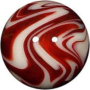 Candy cane marble