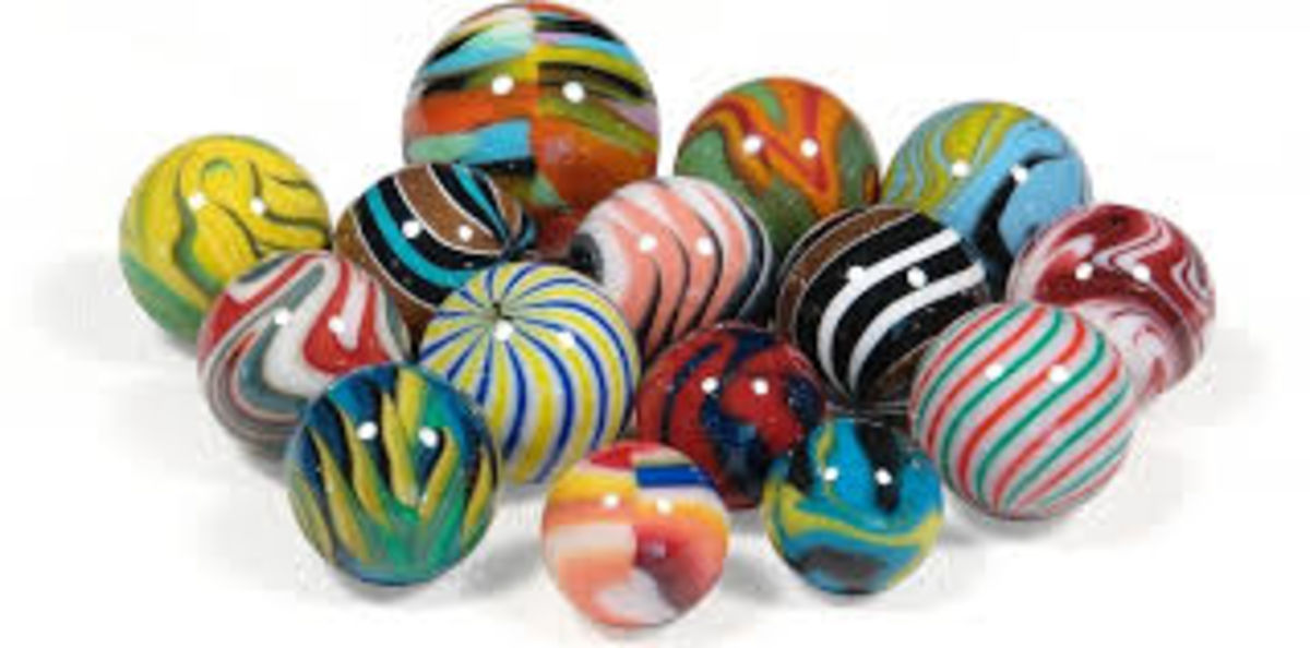 Headline for Top 10 Coolest Looking Marbles