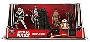 Star Wars The Force Awakens The Force Awakens Figurine Playset