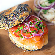 Where to Get the Best Bagels and Lox in New York