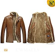 Arizona Lamb Shearling Winter Jacket CW870133
