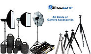 Sell Online Camera Accessories on 24ShopZone.com