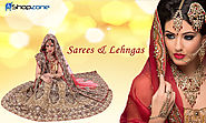 Selling Sarees Online on 24ShopZone.com