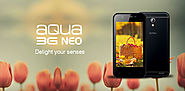 Aqua 3G Neo: A smartphone to care for all your smart needs