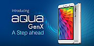 Intex Aqua GenX, 4G-Enabled Smartphone: Intex
