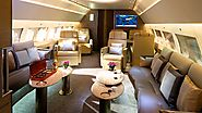 Fly In Deluxe and Reach Your Destination in Total High-end With A Private Jet Charter