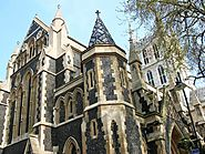 Visit The Smallest Cathedral In London