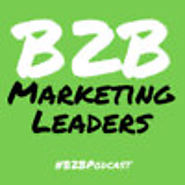 The B2B Marketing Leaders Podcast by Triblio, Hosted by: Jeff Zelaya