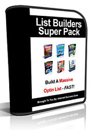 List Builders Super Pack