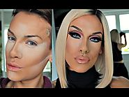 DRAG MAKEUP TUTORIAL | Fendi Laken
