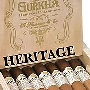 Gurkha Heritage by MIkes Cigars