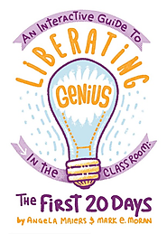 "Get the free eBook for teachers: ""Liberating Genius: The First 20 Days"" by Angela Maiers - Office Blogs"