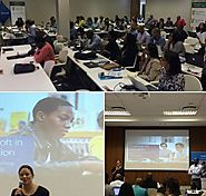 SchoolNet SA - IT's a Great Idea: DBE National #ICT Core Training Team workshop underway at Microsoft in Johannesburg...