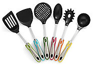 Awesome and colorful gadgets suitable for small kitchens.