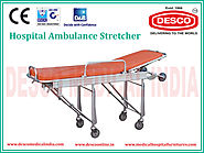 Hospital Stretchers - Manufacturers, Suppliers and Exporters India