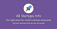 List of all startups