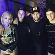 Justin Bieber party with Martin Garrix in Amsterdam