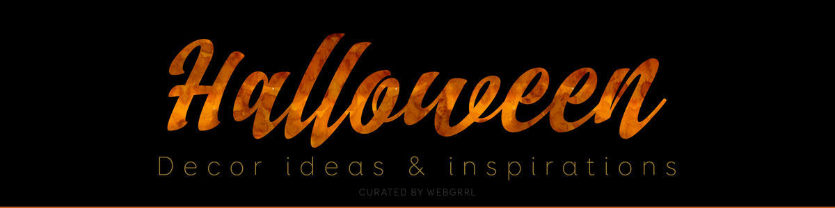 Headline for Halloween Decor Ideas, DIY & Crafts