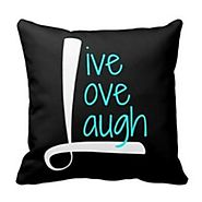 Decorative Throw Pillows With Quotes And Sayings On Them (with image) · kristinth