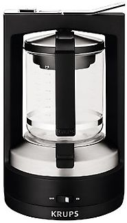 KRUPS KM4688 Moka Brewer Filter Coffee Maker