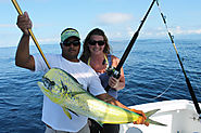Dorado Fishing Quepos at Queposfishingpackages.com