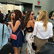 Rewardstyle Rooftop Party - A Shoe-In!