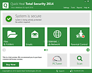 Quick Heal Total Security 2015 Crack Download Full Version - WeCrack Free Software Downloads