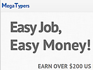 MEGA TYPERS | GENUINE CAPHCHA ENTRY / TYPING JOB