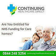 Are You Entitled for NHS Funding for Care homes funding?