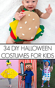 34 DIY Kid Halloween Costume Ideas - C.R.A.F.T.