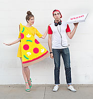 100 Creative DIY Couples Costumes for Halloween