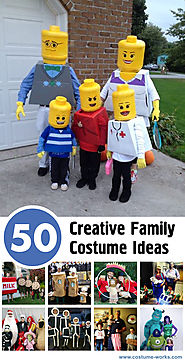 50 Creative Family Costume Ideas