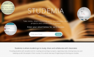 Studemia - Education simplified