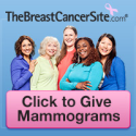 Fight -Breast Cancer- and provide -Mammograms- with a free click!