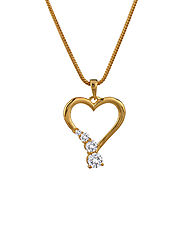 Heart Pendant | Buy Designer & Fashion Pendants Online