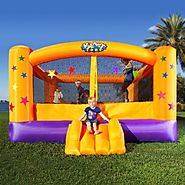 Best Indoor Outdoor Bounce House Reviews 2015