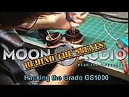 Hacking the Grado GS1000 headphones by Moon Audio