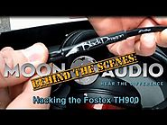 Hacking the Fostex TH900 headphones by Moon Audio