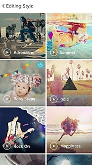 Magisto Video Editor & Maker - Android Apps on Google Play