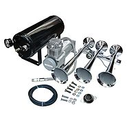 150 psi loud 149 decibels train air horn kit